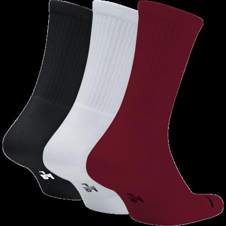 Set Sosete inalte Unisex Nike Jordan Everyday Max Crew 3PR multicolor0