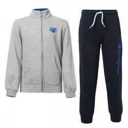 Trening copii Champion Sweatsuit Gri/Bleumarin