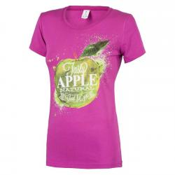 Tricou femei Brille Green Apple violet