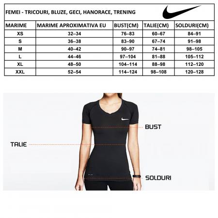 Tricou femei Nike W DROP TAIL SWSH PK2