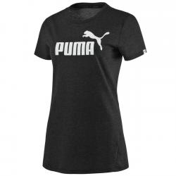 Tricou femei Puma ESS No.1 Tee Heather W