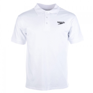 Tricou Polo Speedo Meridere alb0