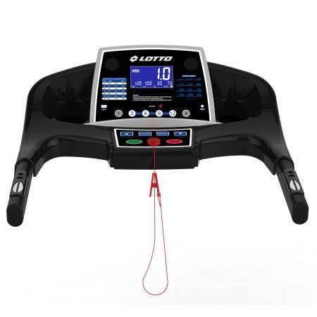 Banda de alergat electrica Lotto Fitness Veloce 51